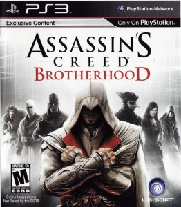 Assassins Creed Brotherhodd www.iznajmips3.com