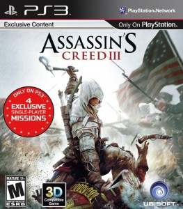 Assassin's Creed III www. iznajmips3.com