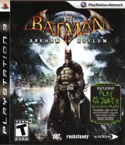Batman Arkham Asylum www.iznajmips3.com