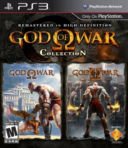 God Of War Collection www.iznajmips3.com