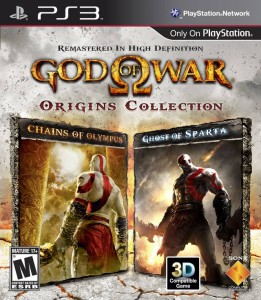 God of War Origins Collection www.iznajmips3.com