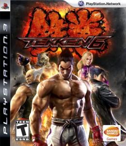 Tekken 6 www.iznajmips3.com