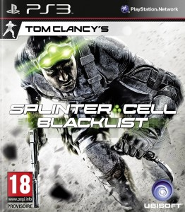 Tom Clancy's Splinter Cell Blacklist www.iznajmips3.com
