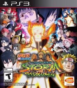 Naruto Shippuden Ultimate Ninja Storm Revolution www.iznajmips3.com