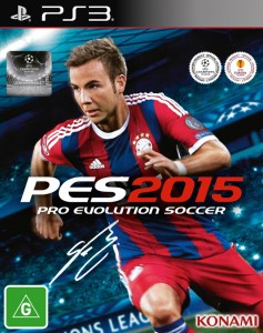 Pro Evolution Soccer 2015 (PES 15) www.iznajmips3.com