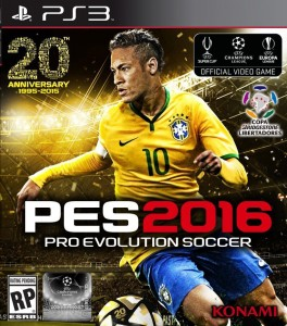 Pro Evolution Soccer 2016 (PES 16) www.iznajmips3.com